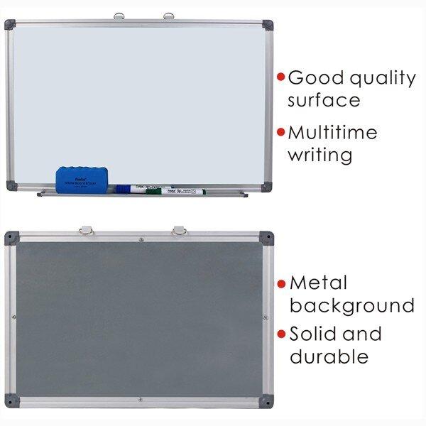 Pachet whiteboard magnetic Foska 6 1