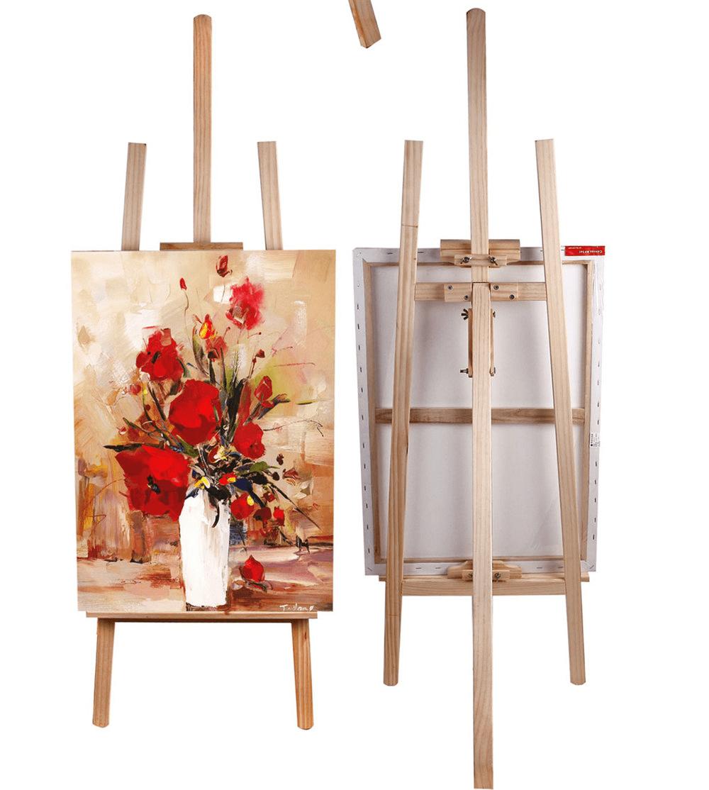 Sevalet din lemn premium Foska reglabil 150 cm