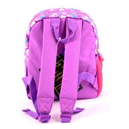 Mini ghiozdan School Friendly gradinita Violet 2
