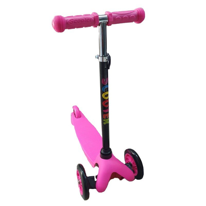 Trotineta copii Scooter roz 1