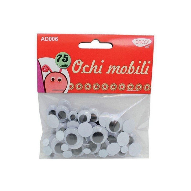 Accesorii craft AD006 ochi mobili DACO