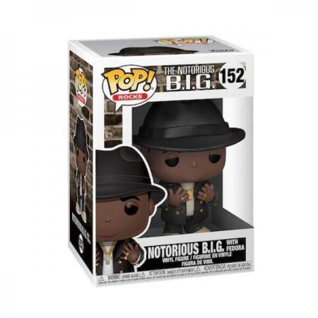 Figurina Pop Biggie Notorious B.I.G.