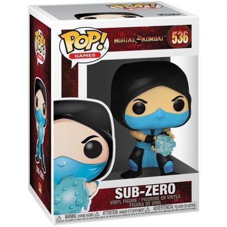 Figurina Pop Mortal Kombat Sub Zero 2