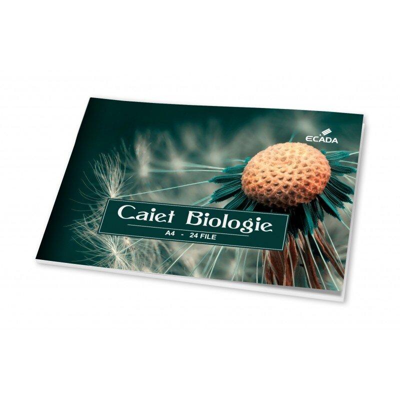 Caiet BIOLOGIE 17X24 CM