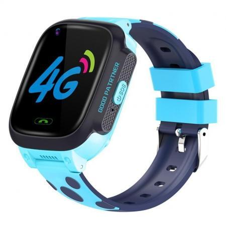 Ceas smartwatch copii SWatch30 albastru