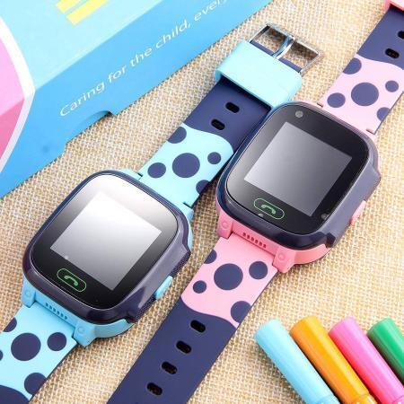 Ceas smartwatch copii SWatch30 albastru 6 1