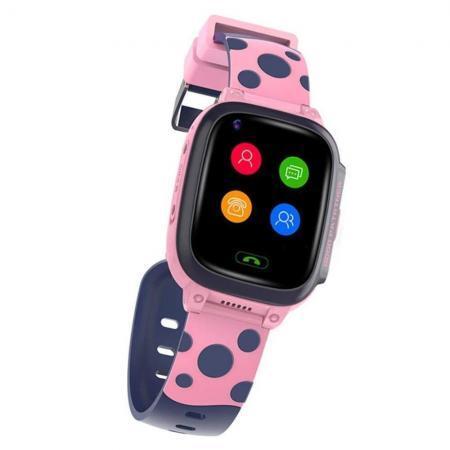 Ceas smartwatch copii SWatch30 roz 11