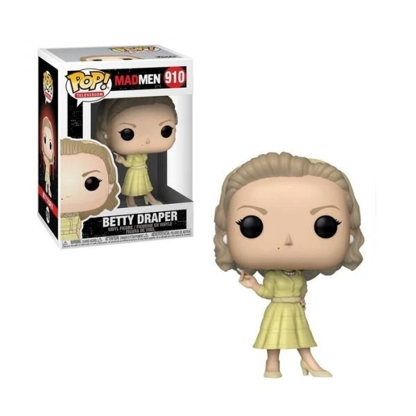 Figurina Pop Mad Men Betty Draper 910 in