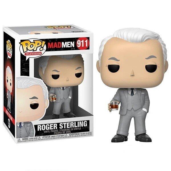 Figurina Pop Mad Men Roger Sterling 911