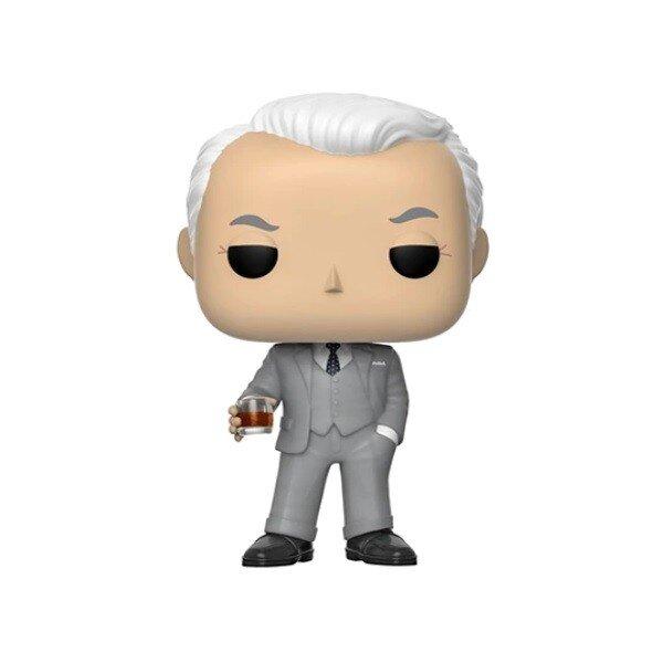 Figurina Pop Mad Men Roger Sterling 911 stand