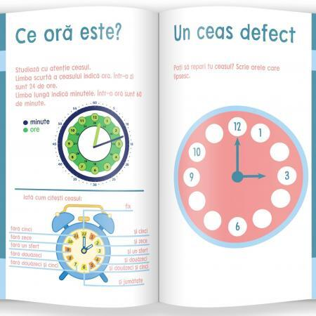 Matematica practica masurarea timpului si banii Gata de scoala 2 scaled