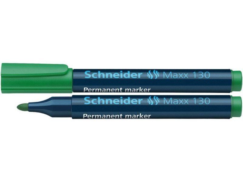 marker schneider maxx 130 verde