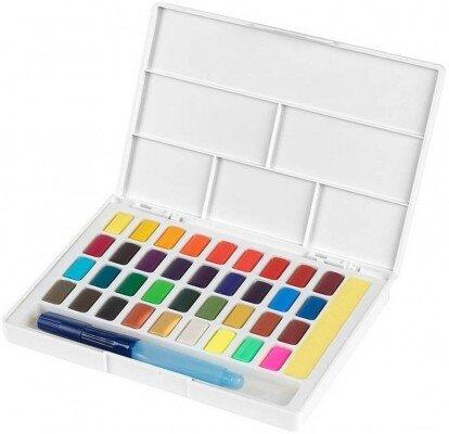FC169736 Set acuarele si pensula cu rezervor Creative Studio 36 culori set Faber Castell1 178639