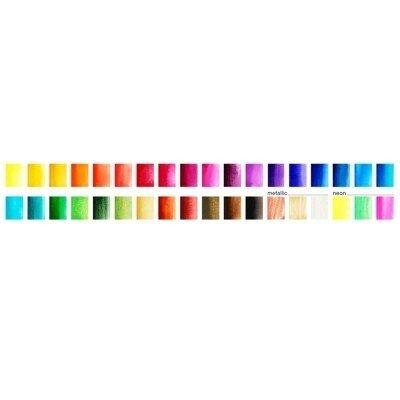 FC169736 Set acuarele si pensula cu rezervor Creative Studio 36 culori set Faber Castell2 178639