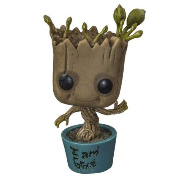 Figurina Pop Guardian of Galaxy I Am Groot danseaza 1