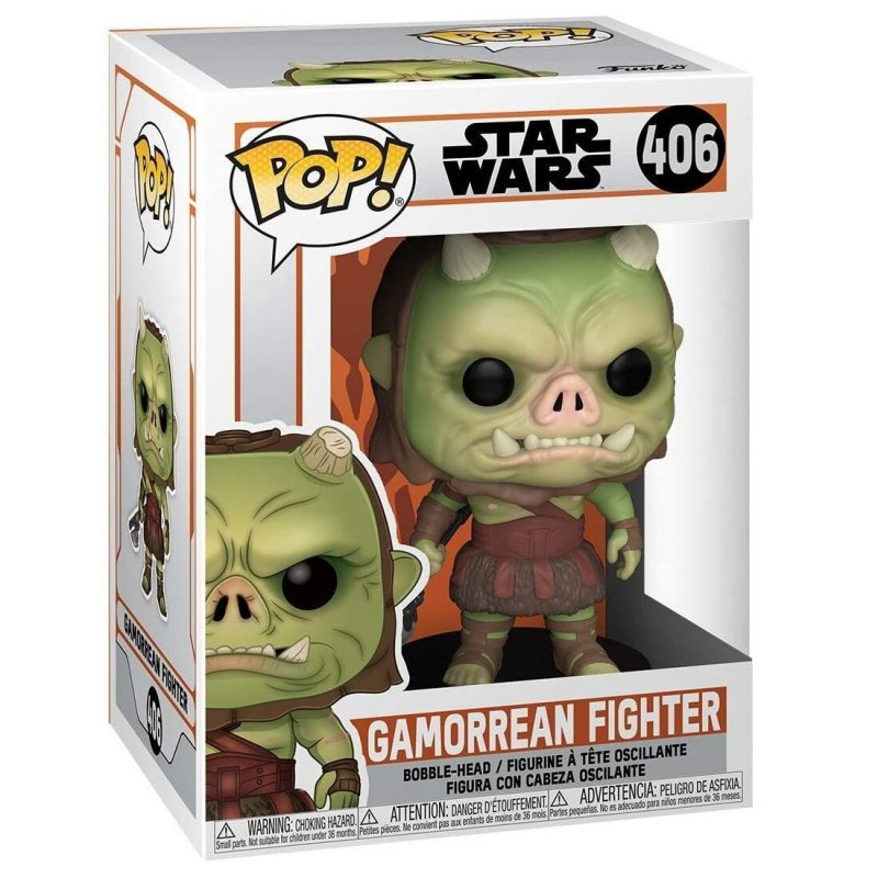Figurina Pop Star Wars Mandalorian S4 Gamorrean Fighter 1