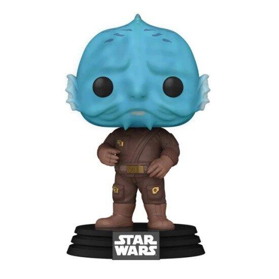 Figurina Pop Star Wars Mandalorian S4 The Mythrol 1