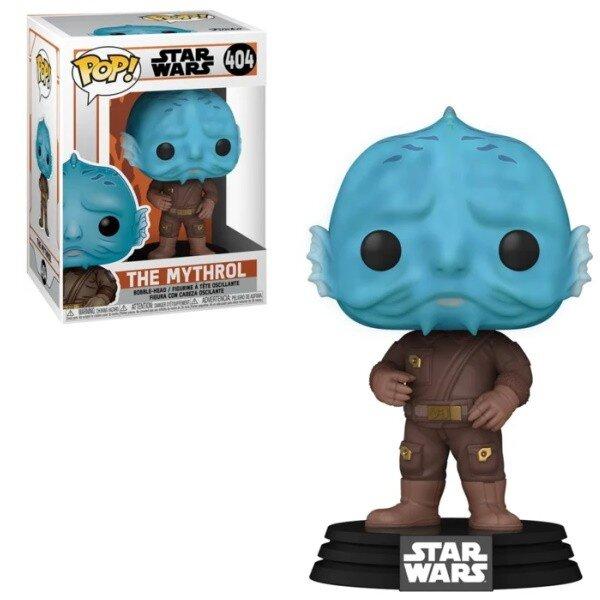 Figurina Pop Star Wars Mandalorian S4 The Mythrol