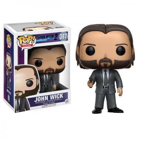 Figurina Pop John Wick John Wick wChase 2