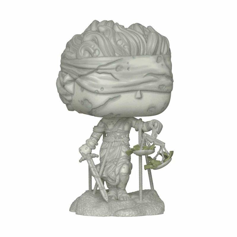 Figurina Pop Metallica Lady Justice