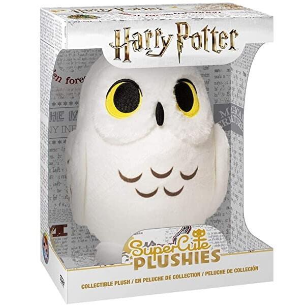 Jucarie plus Harry Potter Hedwig Bufnita 40 cm 2