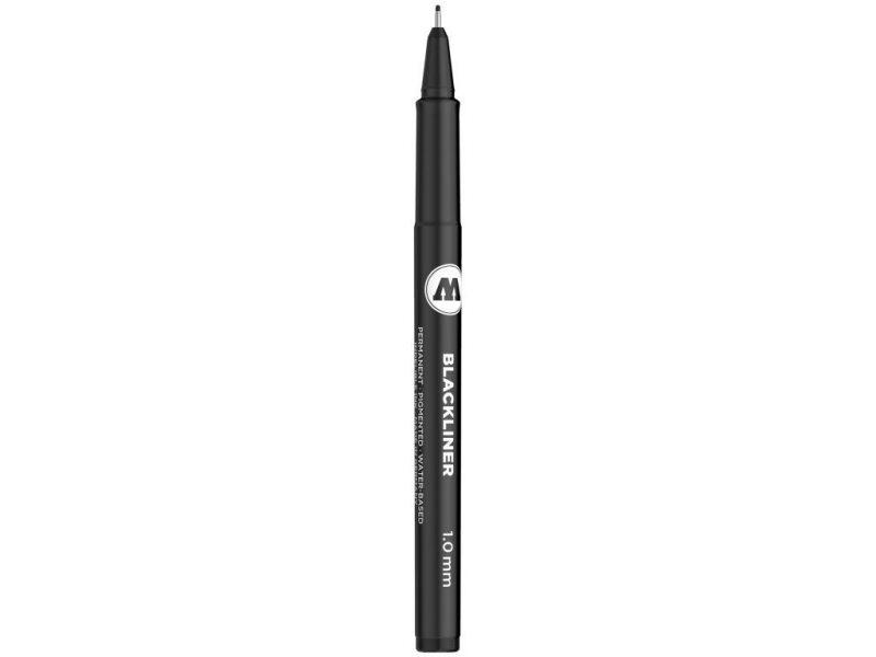 blackliner 0.05 1 mm chisel round 1.0 mm