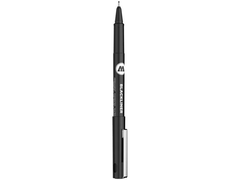 blackliner 0.05 1 mm chisel round 1.0 mm attached