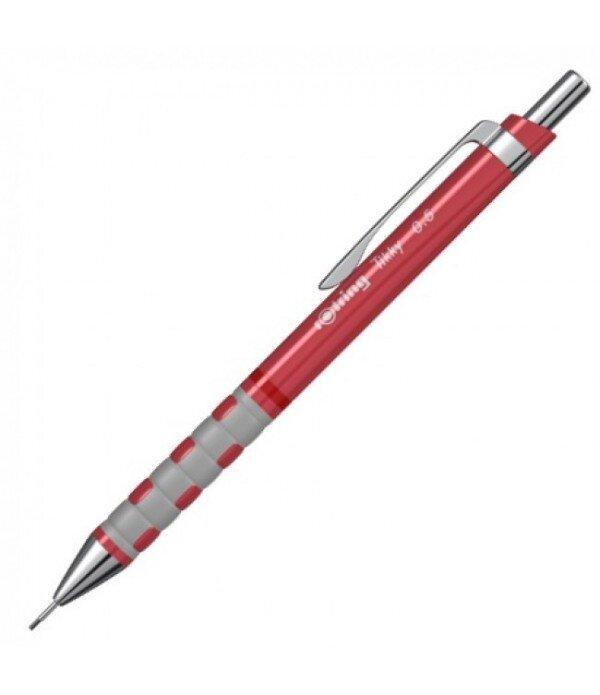 creion mecanic rotring 05 mm tikky 3 rosu
