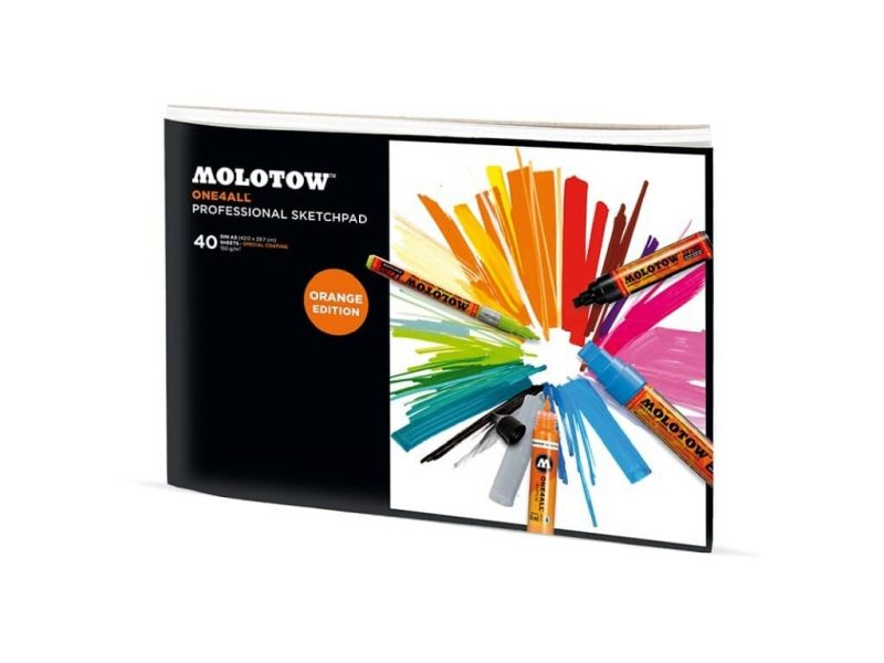 one4all professional sketchpad a3