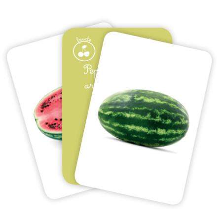 Asocieri Legume si fructe CJEd Montessori 2