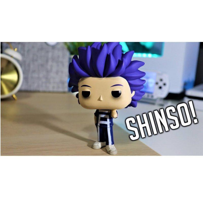 Figurina Pop My Hero Academia Hitoshi Shinso