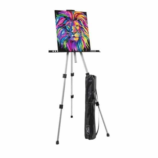 Sevalet din aluminiu premium Nassau Fine Art reglabil 5
