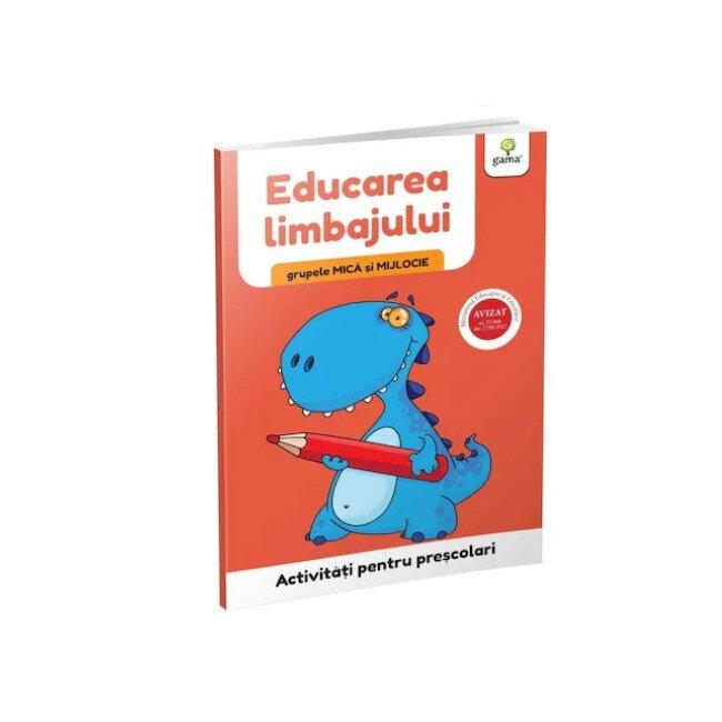 Educarea limbajului gr. mica si mijlocie