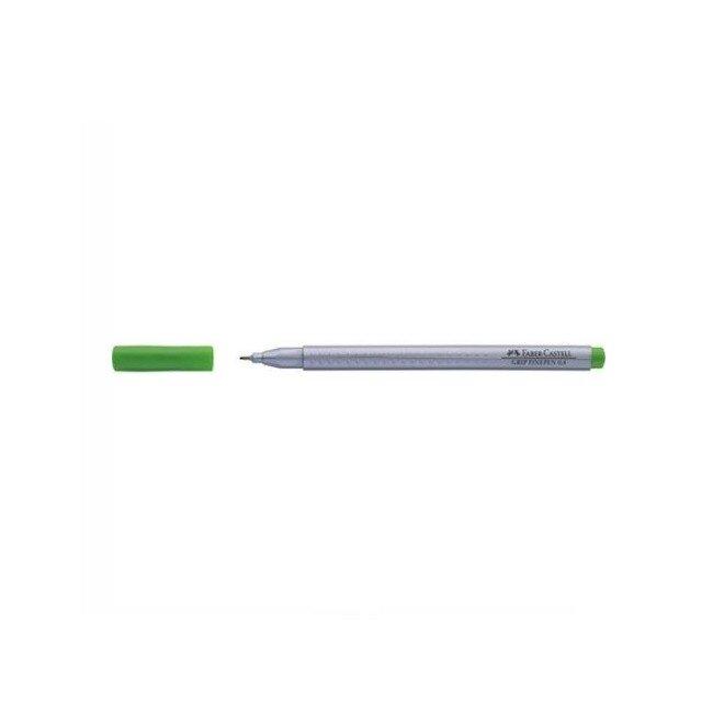 Liner 04 Mm Grip Faber Castell Verde Iarba