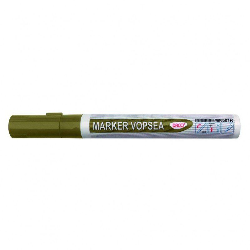 marker vopsea daco auriu