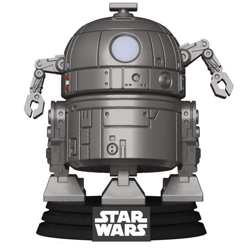 Figurina Pop Star Wars Concept R2 D2