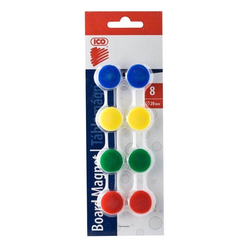 Magneti 20 mm pentru Whiteboard ICO