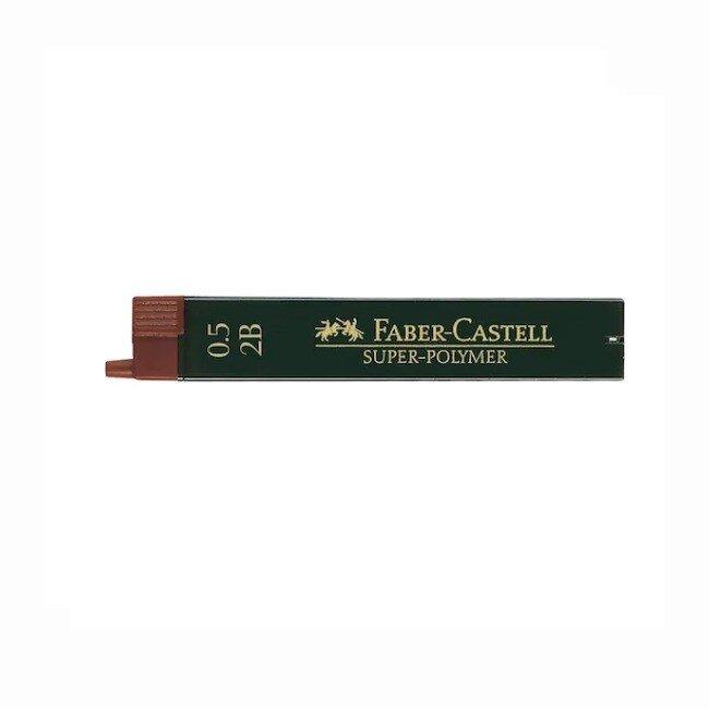Mina creion 0.5 mm 2B super polymer Faber Castell