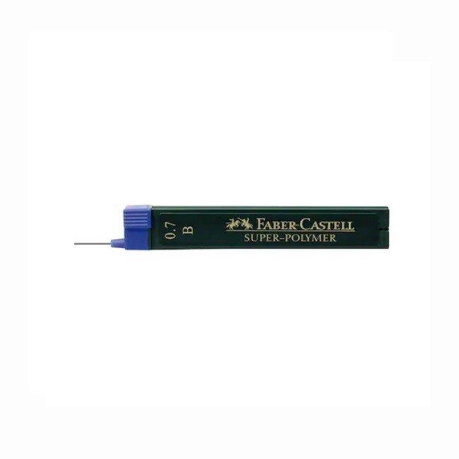 Mina creion 0.7 mm B super polymer Faber Castell