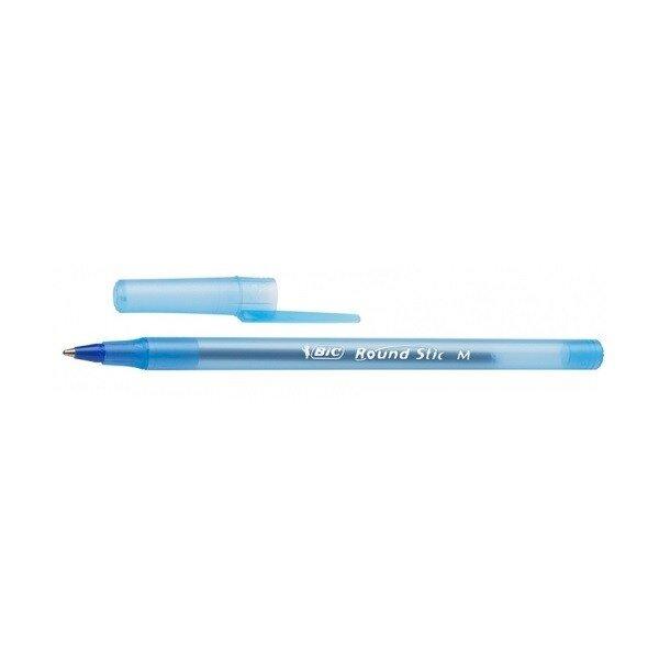 Pix BIC Roundstic Clasic 1mm albastru