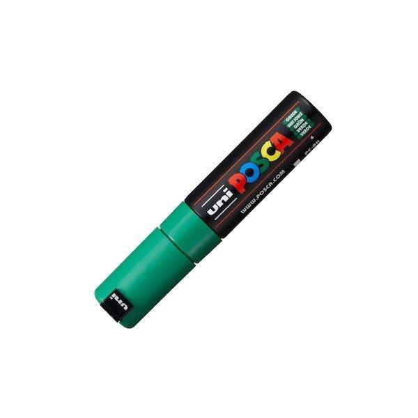 Pocket marker Posca permanent 8.00 4.5 5.5 mm verde 3
