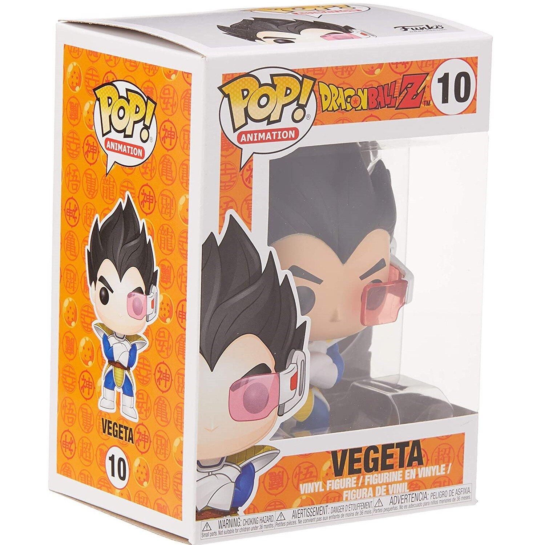 Figurina Pop Drangonball Z Vegeta 2
