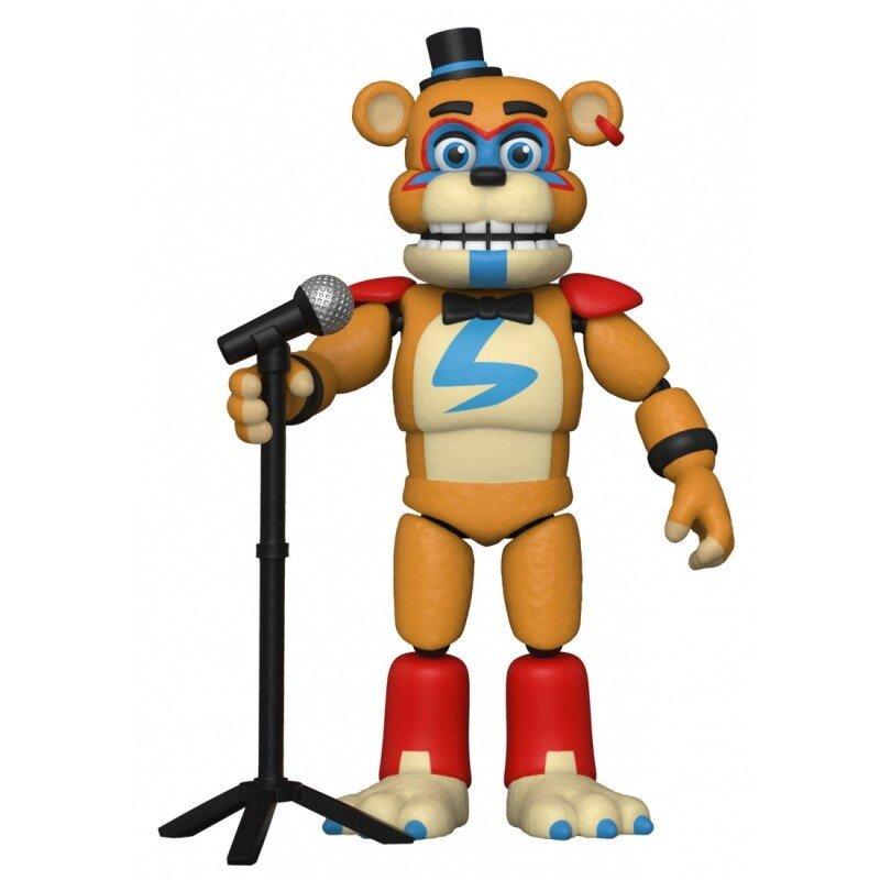 Figurina articulata Funko Pop Five Nights at Freddys Security Breach Glamrock Fred FNAF 2