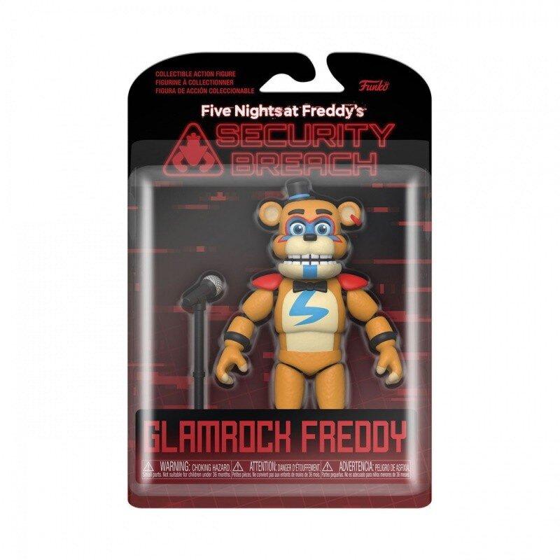 Figurina articulata Funko Pop Five Nights at Freddys Security Breach Glamrock Fred FNAF