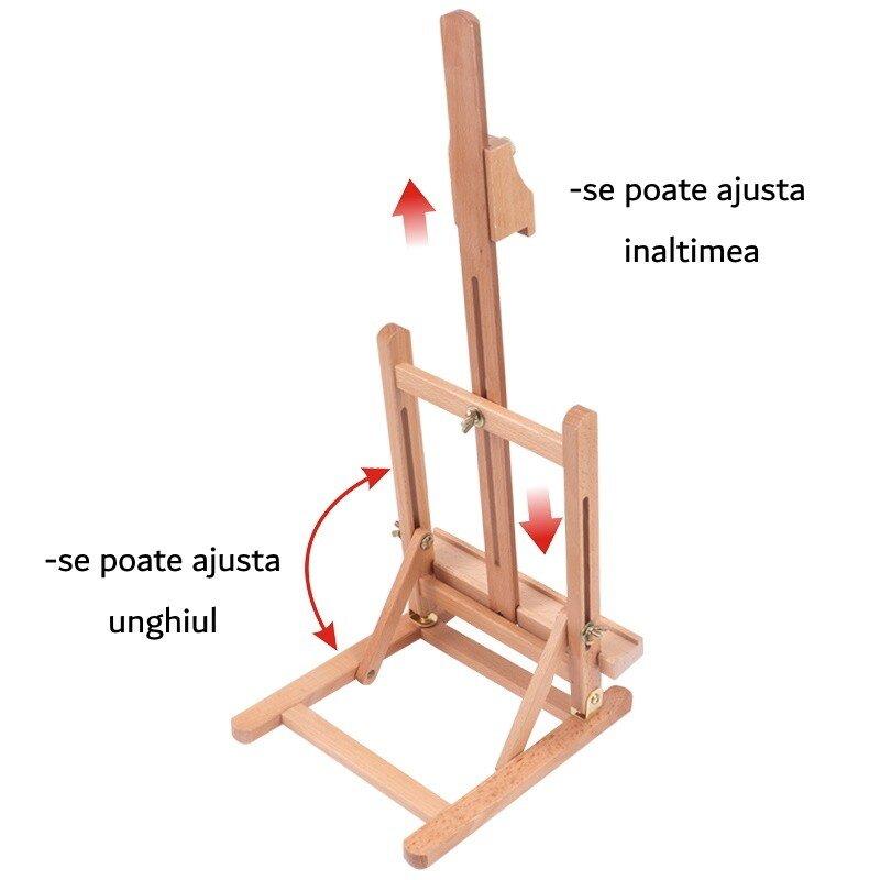 Sevalet din lemn Studio Foska 56 cm 61