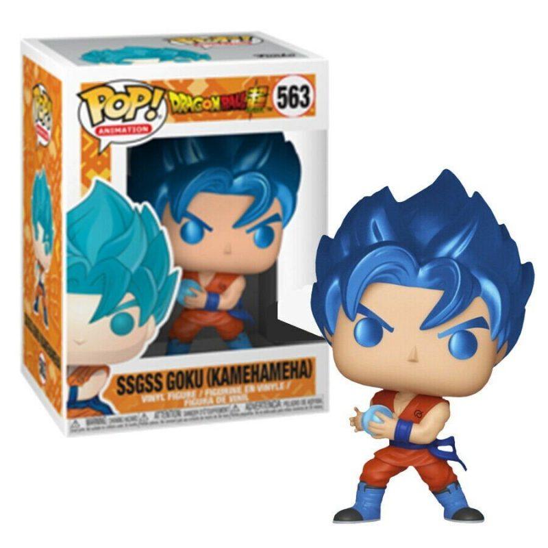 Figurina Pop Dragon Ball Super Goku w Kamehameha 2
