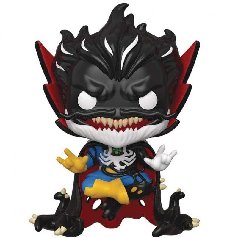 Figurina Pop Marvel Max Venom Dr. Stranger GW fosforescent 33