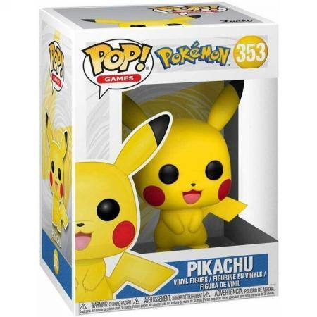 Figurina Pop Pokemon S1 Pikachu 2