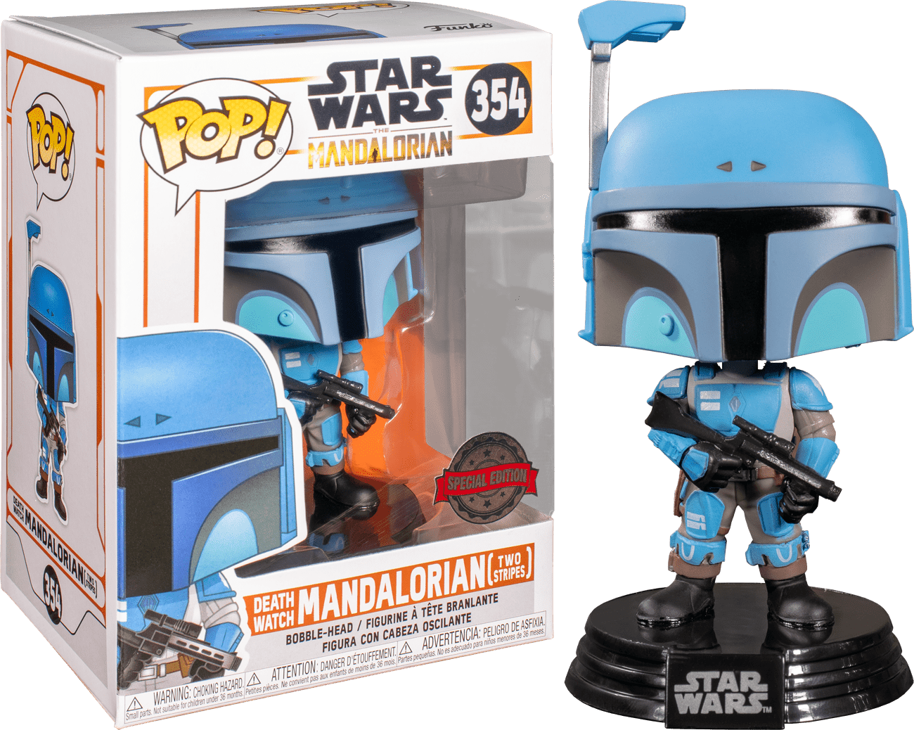 Figurina Pop Star Wars Mandalorian Death Watch 2